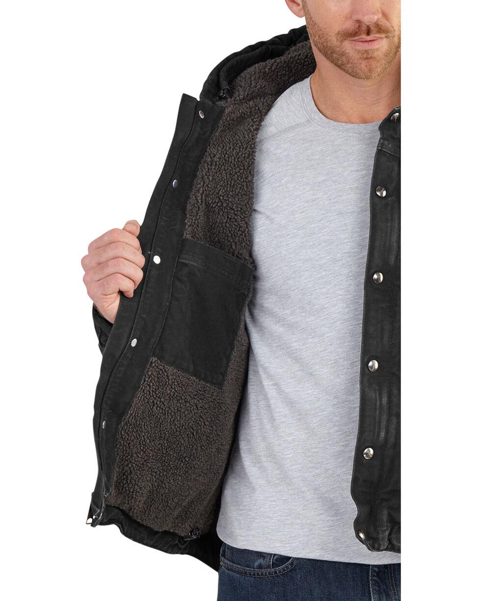 Carhartt Men's Bartlett Jacket , Black, hi-res