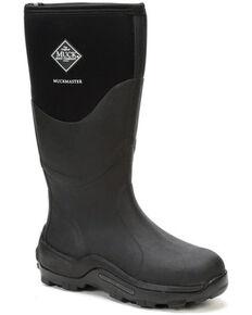 Muck Boots Men's Muckmaster Rubber Boots - Soft Toe, No Color, hi-res