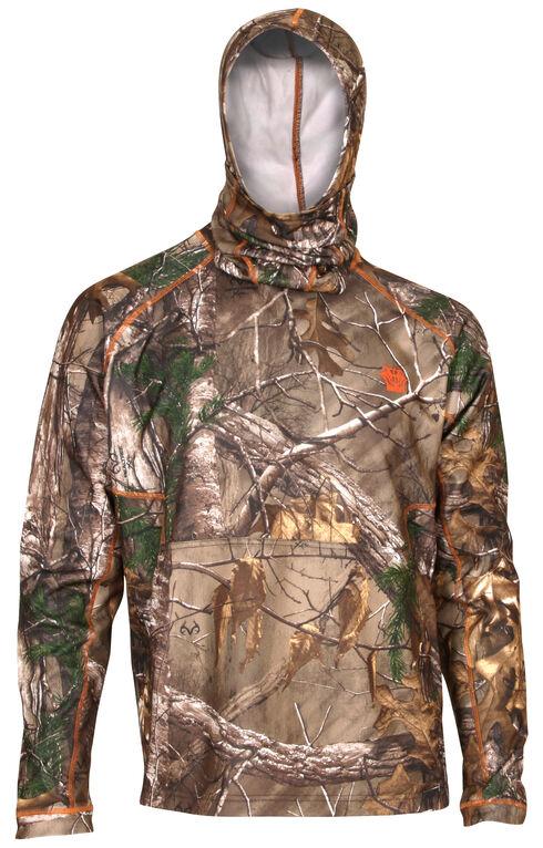 Rocky Men's Athletic Mobility Level 1 Mask Shirt, Camouflage, hi-res