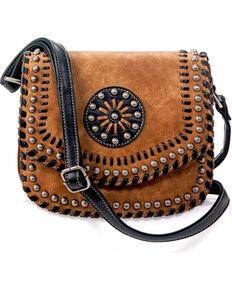 2f5697bc0fb6 Blazin Roxx Womens Western Vanessa Conceal Carry Messenger Bag