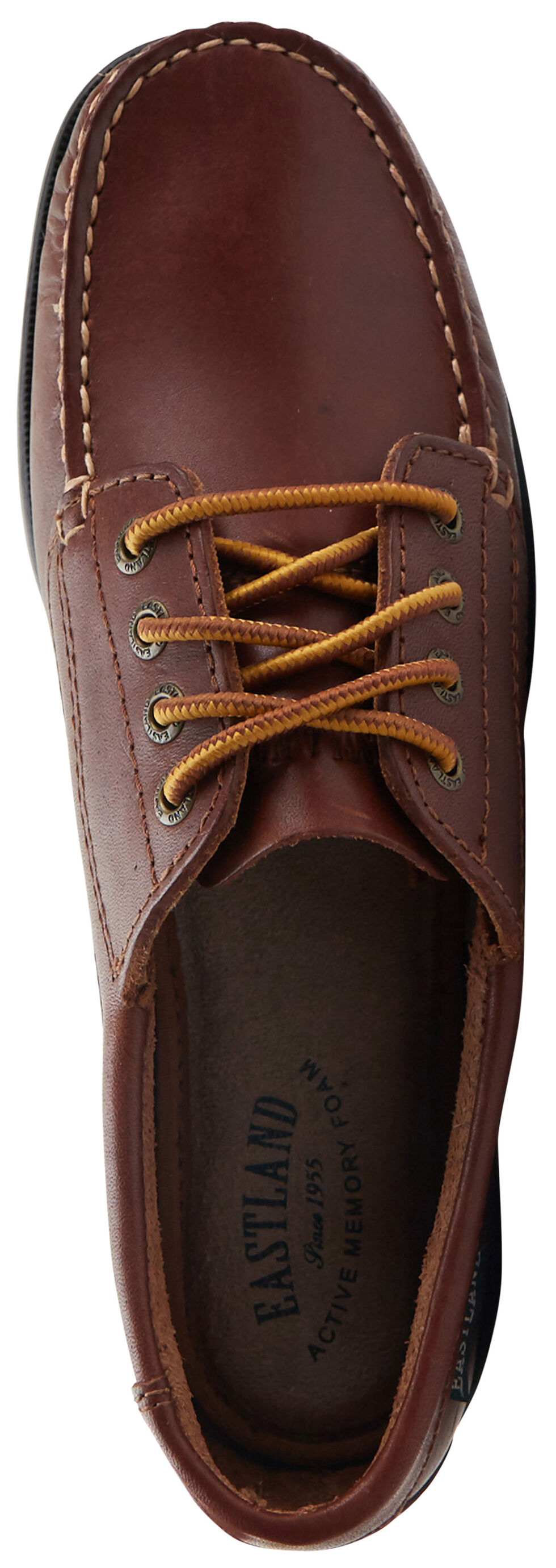 Eastland Women's Tan Falmouth Camp Mocs, , hi-res
