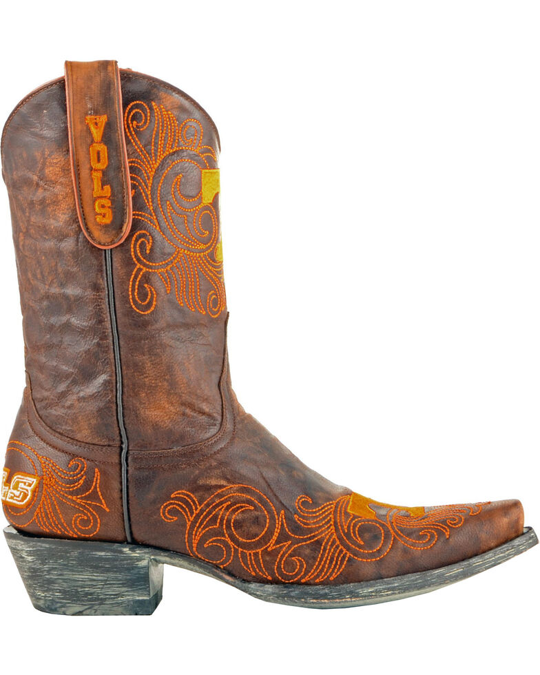 Gameday Boots Women's University of Tennessee Short Western Boots - Snip Toe, , hi-res