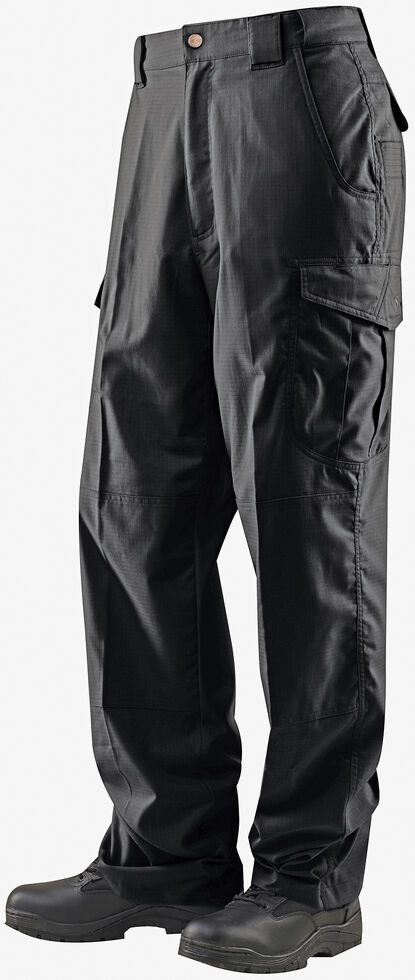 Tru-Spec Men's 24-7 Series Ascent Pants, Black, hi-res