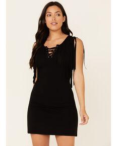 Idyllwind Women's Care To Dance Dress, Black, hi-res