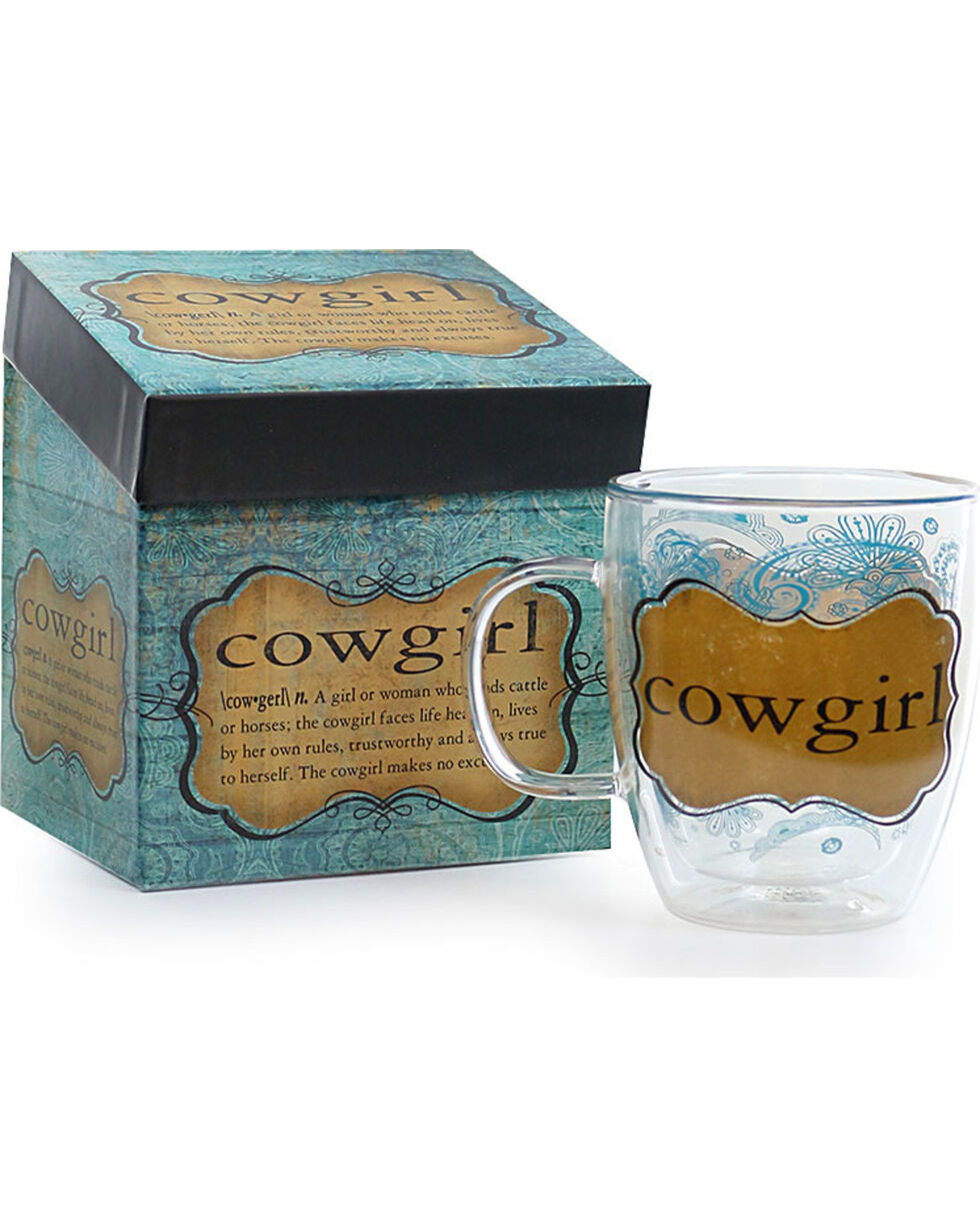 Evergreen Women's Cowgirl Box and Mug , No Color, hi-res