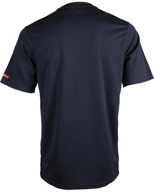 Timberland Men's Navy Moisture-Wicking Good T-Shirt , Navy, hi-res