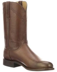 b703854e617 Men's Lucchese Smooth Leather Cowboy Boots - Sheplers