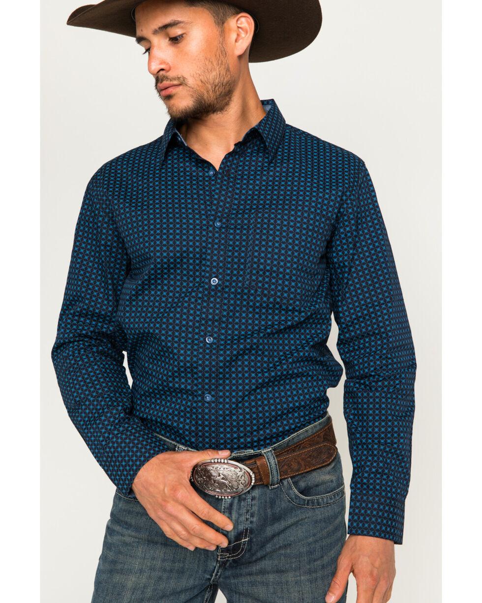 Cody James Men's Day Tripper Long Sleeve Shirt, Black, hi-res