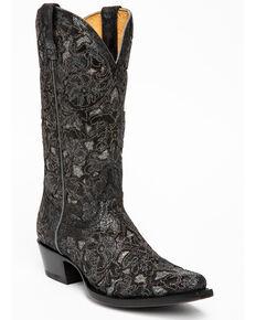 Shyanne Women's Bittersweet Western Boots - Snip Toe, Black, hi-res