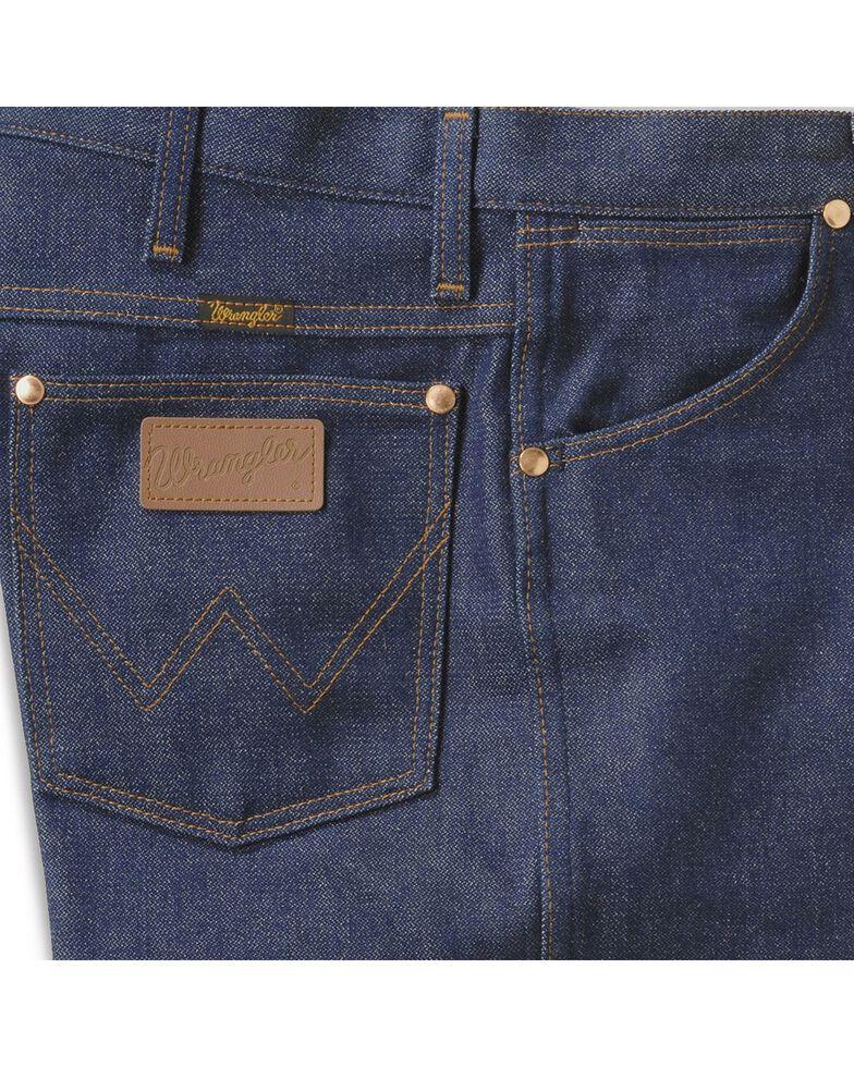 Wrangler 13MWZ Cowboy Cut Rigid Original Fit Jeans, Indigo, hi-res