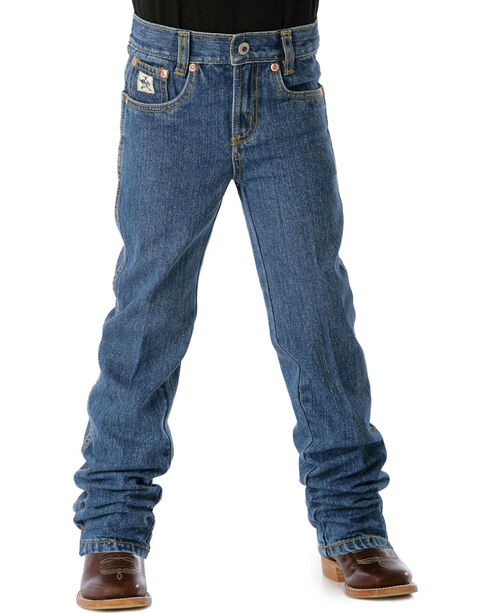 Cinch Boys' Slim Fit Jeans - 4-7, Assorted, hi-res