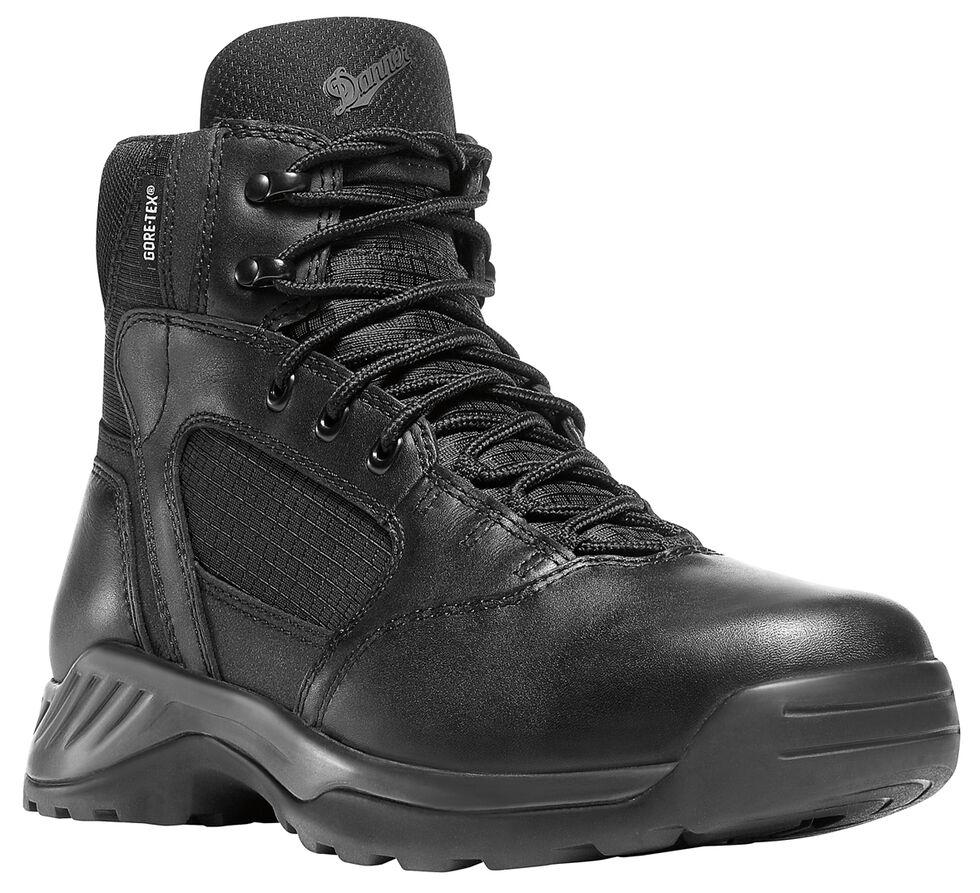 Danner Kinetic Side-Zip Boots, Black, hi-res