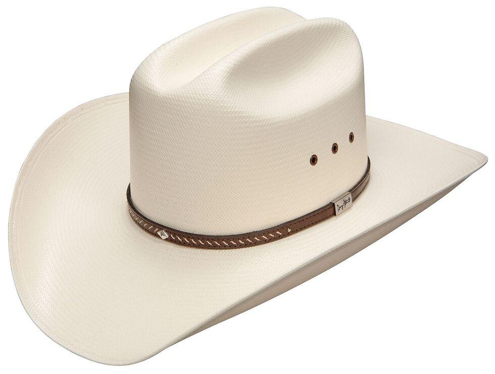 Resistol George Strait Hamilton 10X Shantung Straw Cowboy Hat, Natural, hi-res