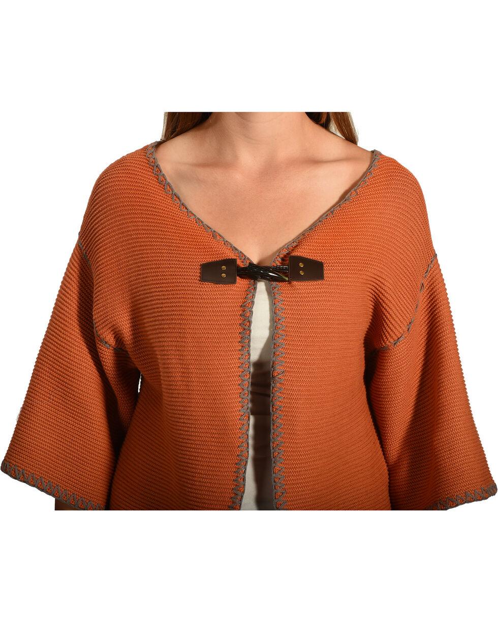 Angel Premium Women's Arizona Short Cardigan, Coral, hi-res