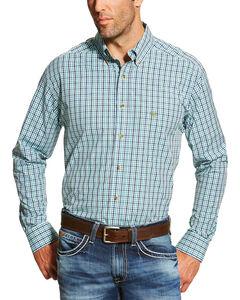 Ariat Men's Multi Barclay Shirt , Multi, hi-res