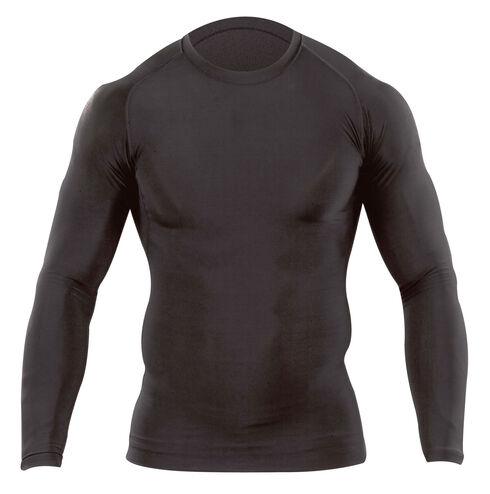 5.11 Tactical Men's Tight Long Sleeve Crew Shirt, Black, hi-res