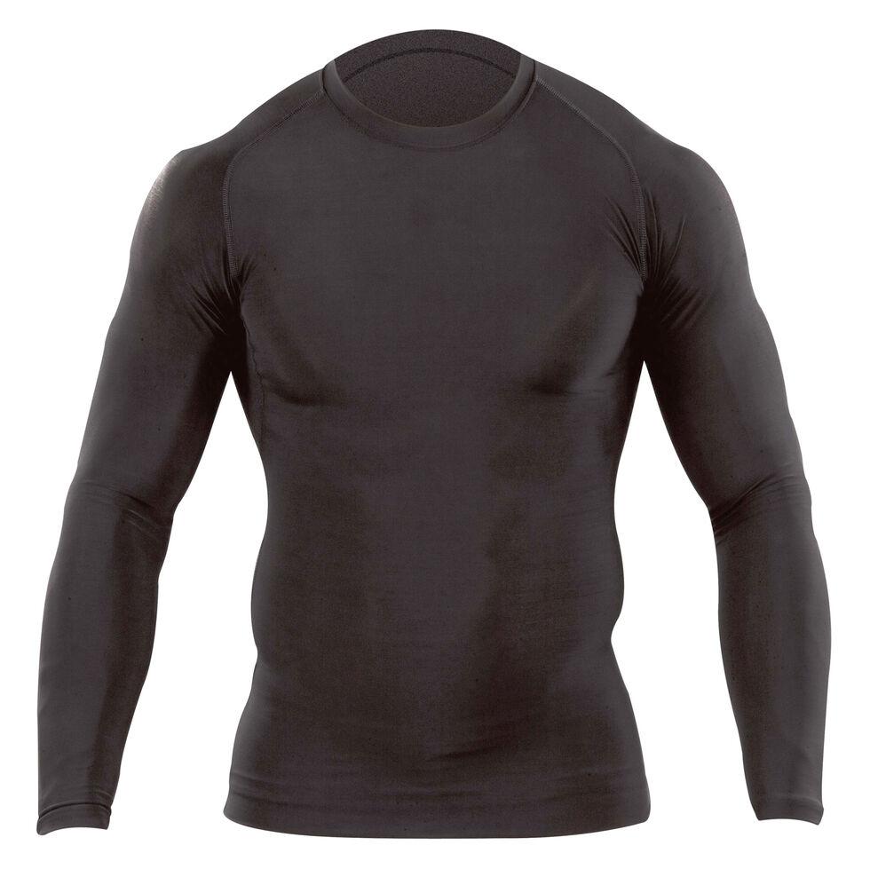 5.11 Tactical Men's Tight Long Sleeve Crew Shirt, , hi-res