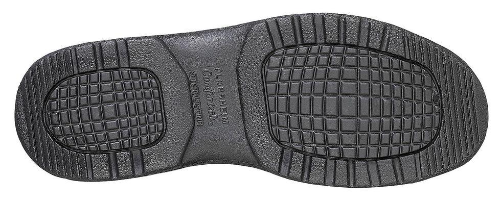 Florsheim Men's Fiesta Black Lace-Up Oxford Shoes - Composite Toe , Black, hi-res