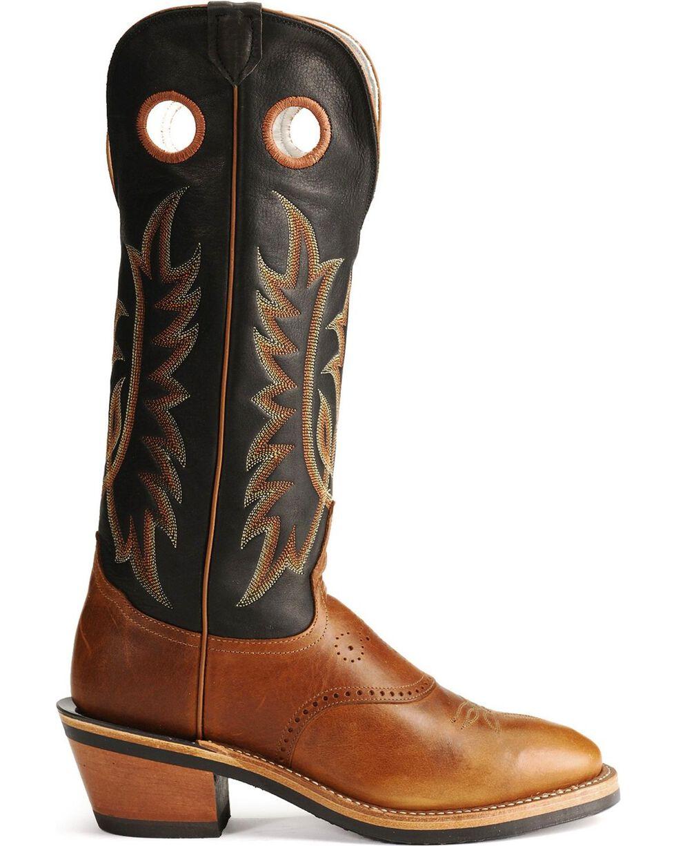 Tony Lama Renegade Buckaroo Boots, Suntan, hi-res