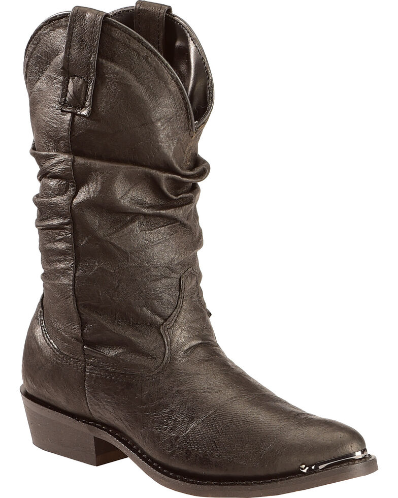 great fit unbeatable price outlet on sale Dingo Slouch Cowboy Boots - Round Toe