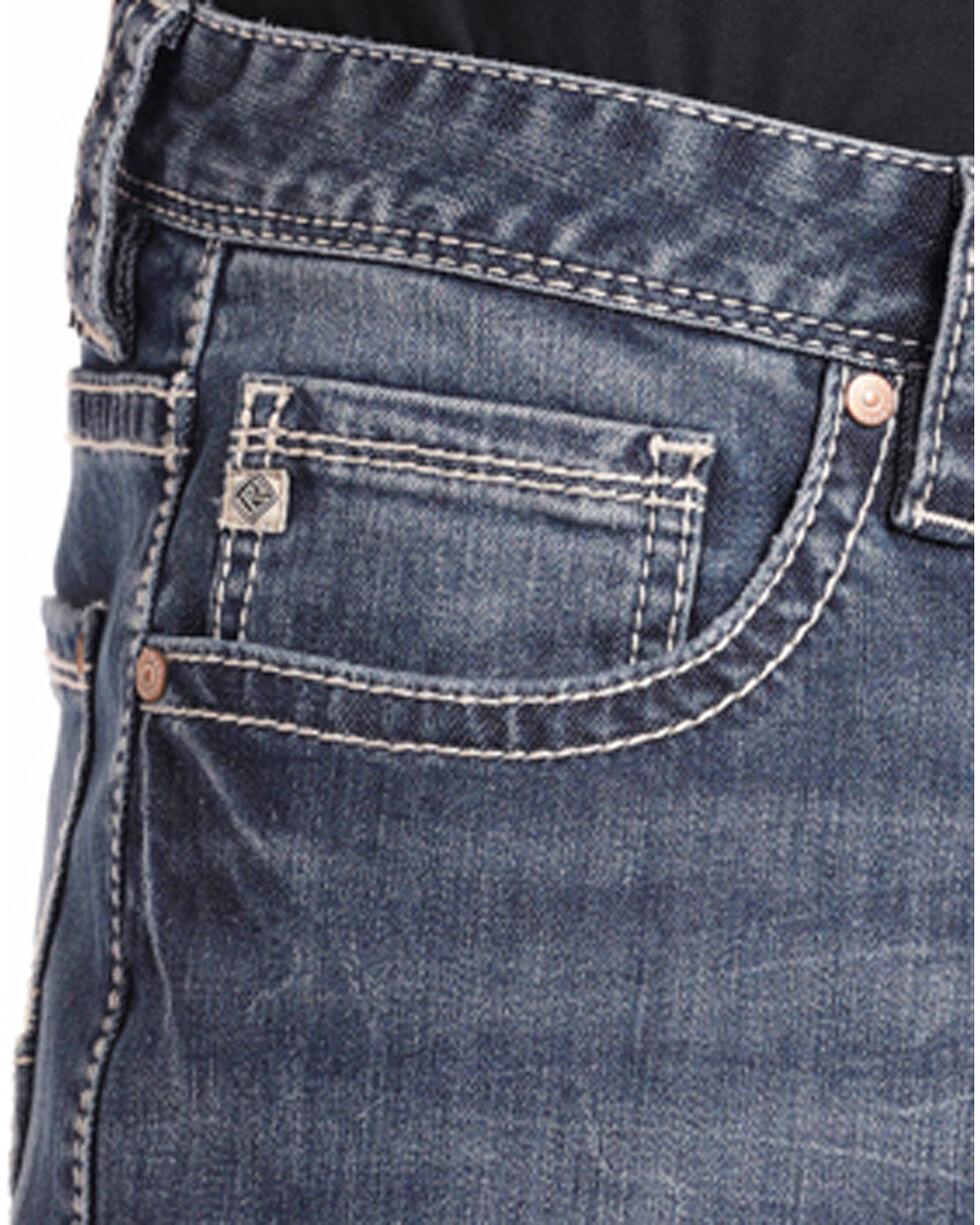 Rock & Roll Cowboy Men's Cannon Reflex Jeans - Straight Leg , Indigo, hi-res