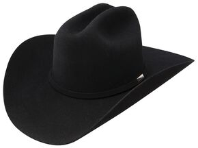 280b7b0b520 Resistol George Strait Cowboy Rides Away Fur Felt Cowboy Hat