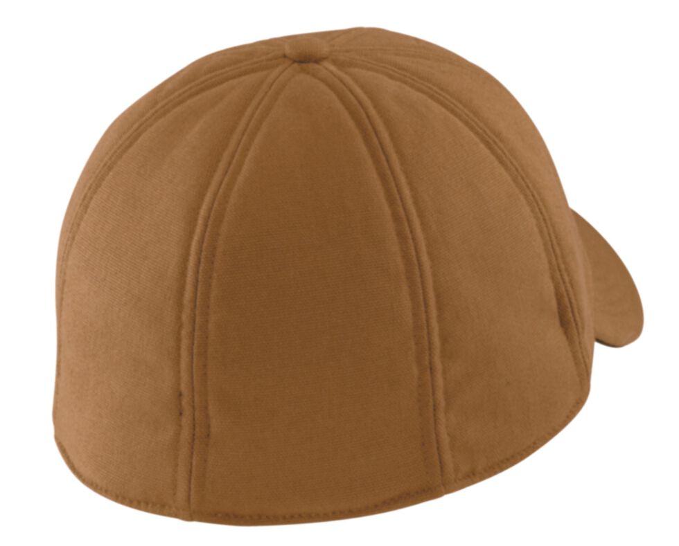 Carhartt WorkFlex® Ear-Flap Cap, Carhartt Brown, hi-res