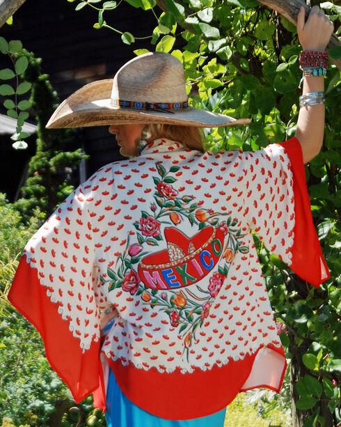 Tasha Polizzi Multi Mexico Kimono , Multi, hi-res