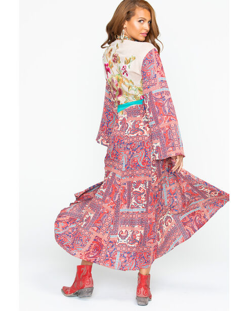 Aratta Women's Magical Creature Dress , Coral, hi-res