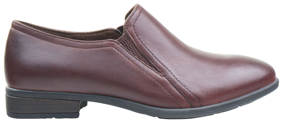 Eastland Women's Brown Carly Slip-On Loafers , , hi-res