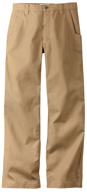 Mountain Khakis Yellowstone Original Mountain Pants - Relaxed Fit, Light Brown, hi-res