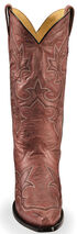 Corral Women's Vintage Leather Western Boots - Snip Toe, Red, hi-res