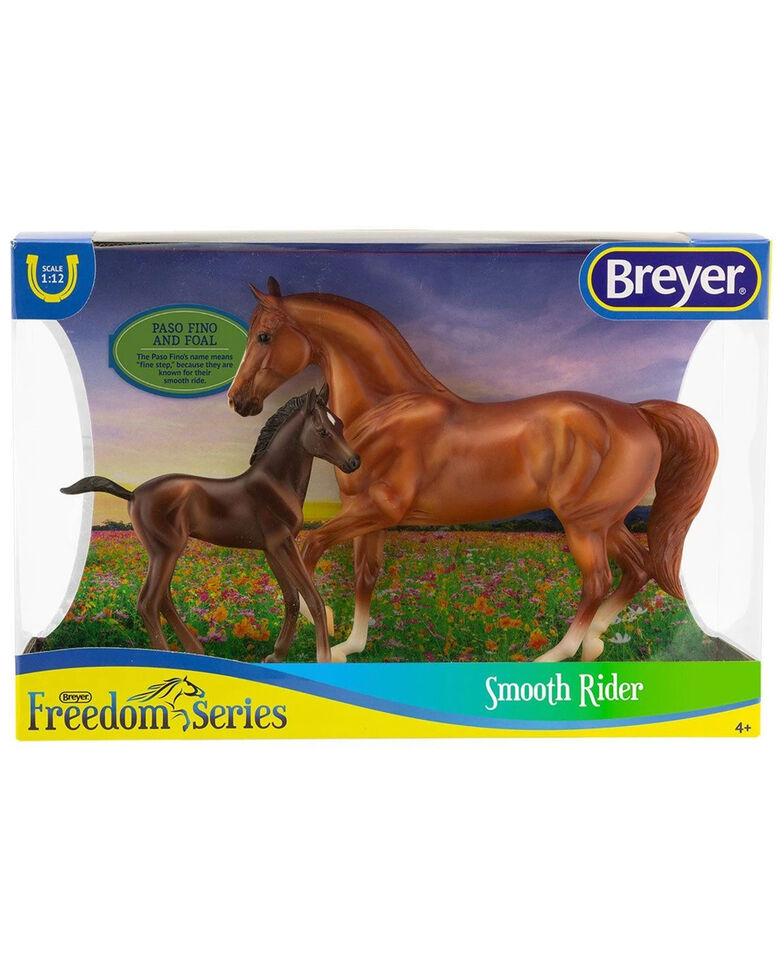 Breyer Smooth Rider Horse & Foal, No Color, hi-res