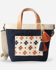 Pendleton Women's Sweet Water Small Tote Bag, Cream, hi-res