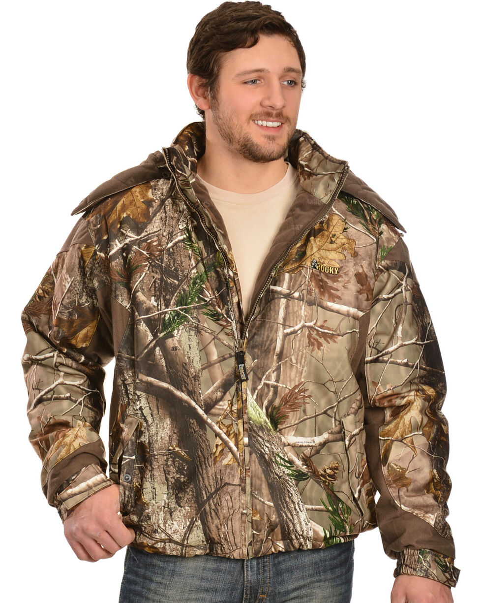 Rocky Men's Prohunter Insulated Parka, Multi, hi-res