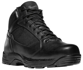 Danner Men's Striker Torrent Boots - Round Toe, Black, hi-res