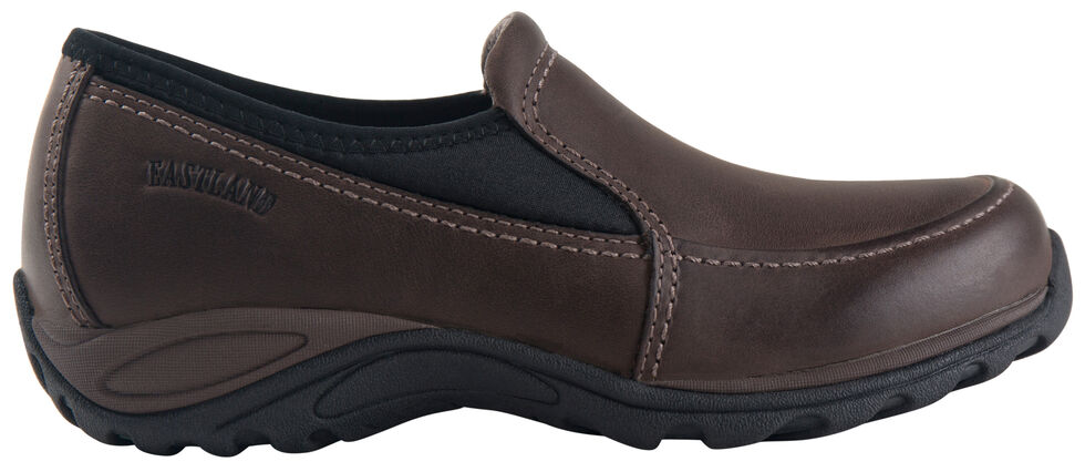 Eastland Women's Brown Sage Sport Slip-Ons , , hi-res