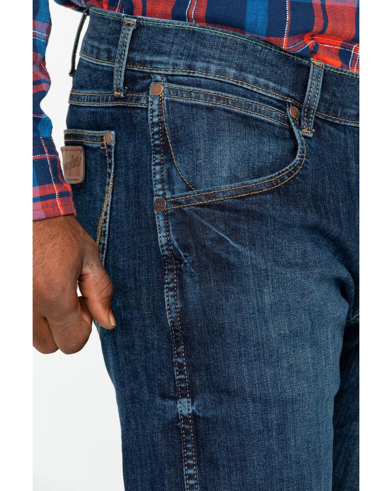 Wrangler Retro Men's Dawson Slim Straight Jeans, Blue, hi-res