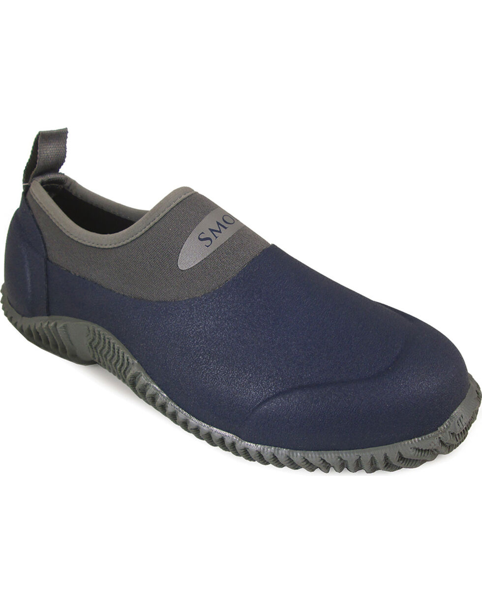 Smoky Mountains Navy Amphibian Slip-On Shoes , Navy, hi-res