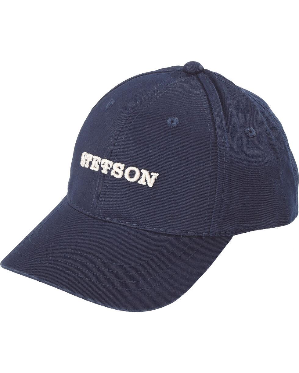 Stetson Men's Canvas Ball Cap, , hi-res