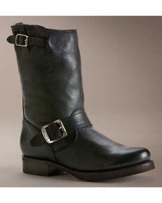 Frye Women's Veronica Shortie Boots - Round Toe, Black, hi-res