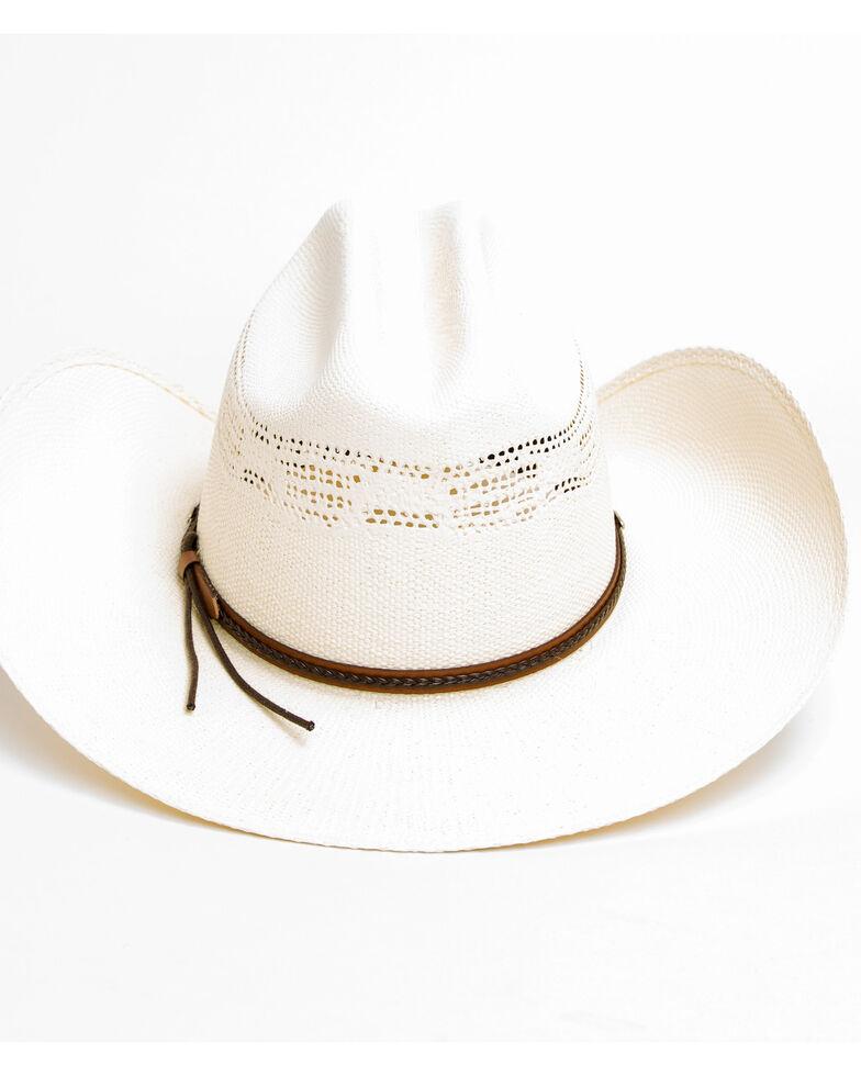 3a08320fe Cody James Men's 20X C51 Low Cattleman Pro Rodeo Bangora Straw Hat