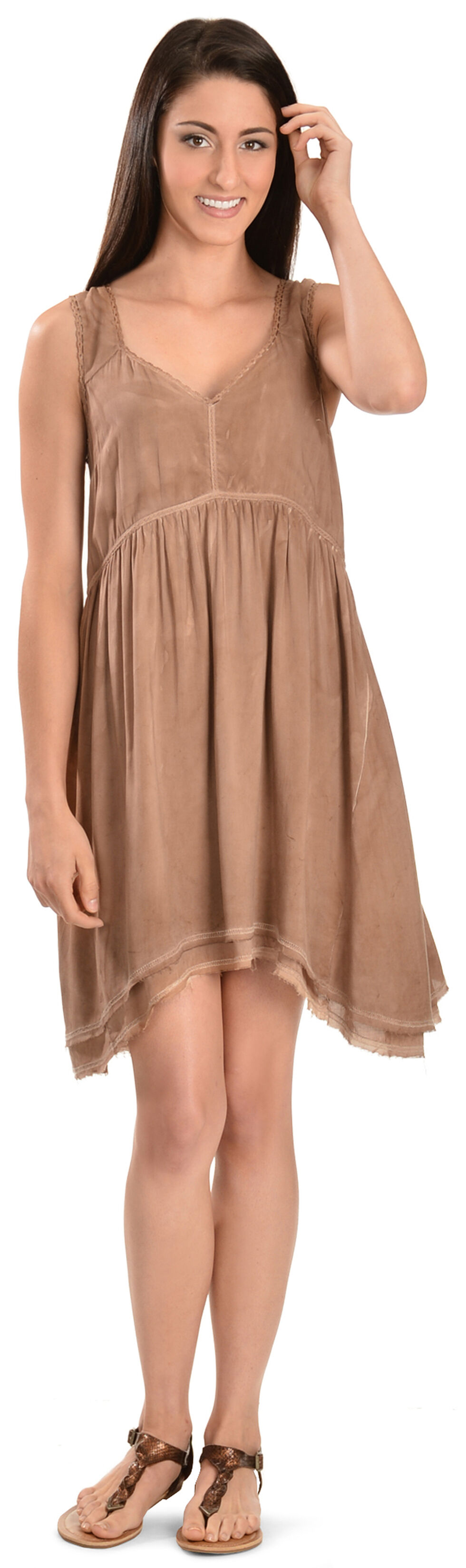 Black Swan Victoria Dress, Taupe, hi-res