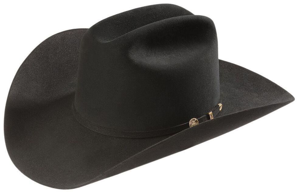 Stetson 100X El Presidente Fur Felt Western Hat  6ed1feb9d0d