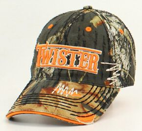 Twister Heavy Stitched Cap, Mossy Oak, hi-res