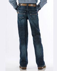 bf01df92249 Cinch Boys Carter Dark Wash Slim Fit Jeans (8-18) - Boot Cut