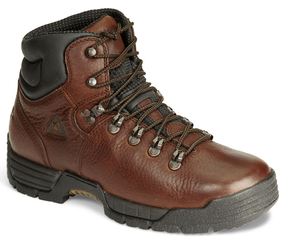 Rocky 6 Quot Non Steel Toe Mobilite Work Boots Sheplers