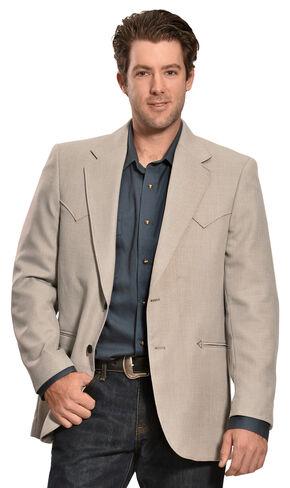 Circle S Men's Carson City Sport Coat, Ash, hi-res