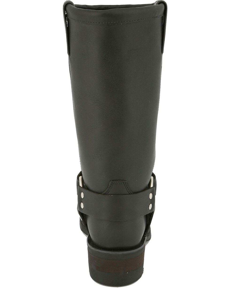 Chippewa Harness Biker Boots, Black, hi-res