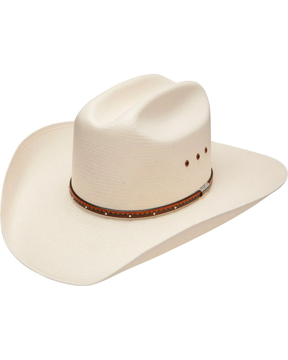 Stetson Haywood 10X Straw Hat, Natural, hi-res